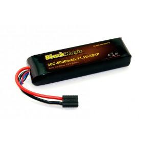 BlackMagic Semi HardCase, 30C 5000mAh 3S