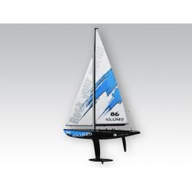 Naulantia 1M Yacht blå