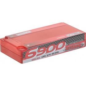 LiPo 6600 1/12 X-treme Race Hardcase 100C/50C 3.7V