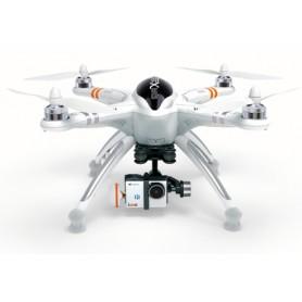 Walkera QR X350 Pro -RTF7 / DEVO F7 / G-2D / 2xAck / Laddare / Video kabel GoPro