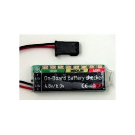 BatteryChecker on-board