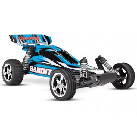 Bandit 2WD 1/10 RTR TQ Röd - Utan Batt/Ladd