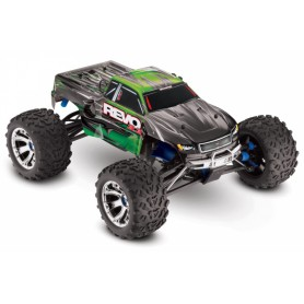 Revo 3.3 4WD Nitro TQi TSM, Telemetri Silver