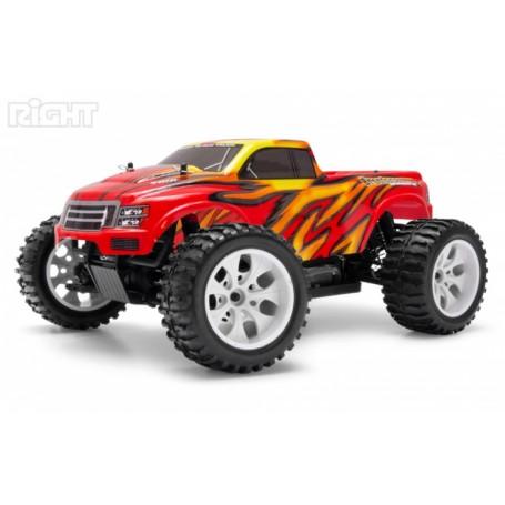 1/10 Monster Truck EP 4WD 2.4G WP * UTGÅTT