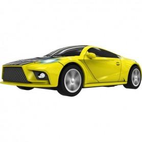Bil KING Yellow Racer 1/43