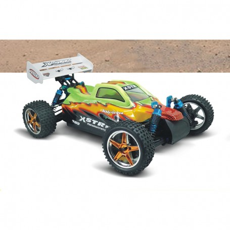 XSTR PRO 1/10 4WD EP BUGGY BL