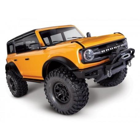 TRX-4 Ford Bronco 2021 Crawler RTR Orange