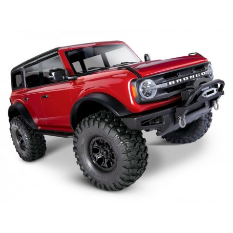 TRX-4 Ford Bronco 2021 Crawler RTR Röd