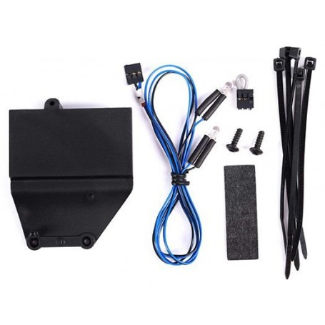 LED Ljus Pro Scale Advanced Installationssats TRX-4 Chevrolet Blazer