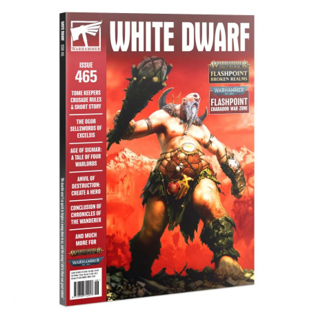 WHITE DWARF 465 (ENGLISH)