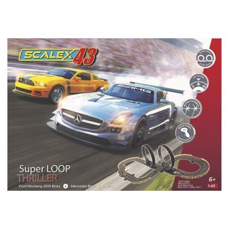 SCALEX43 - SUPER LOOP THRILLER SET