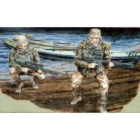 British SBS w/Kayak 1/35
